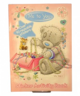 Me to You sticker activity book (Code 3594)